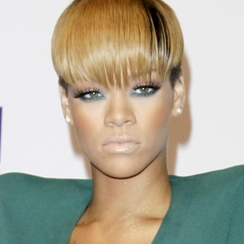 Rihanna lippen
