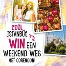 Win een weekend Istanbul!