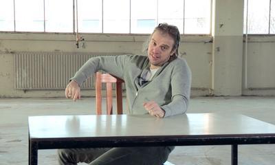Jan Jaap op het VIVA-forum