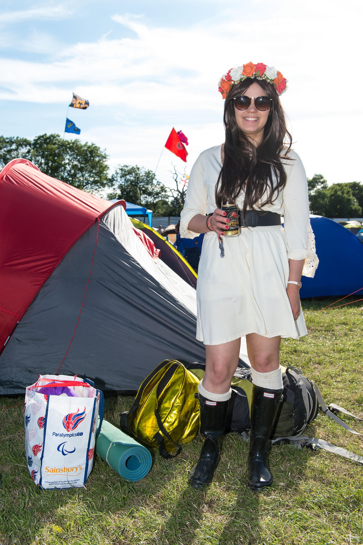 Glastonbury Festival 2015 - Accomodation Feature
