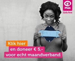 Doneer 5 euro aan Plan Nederland!