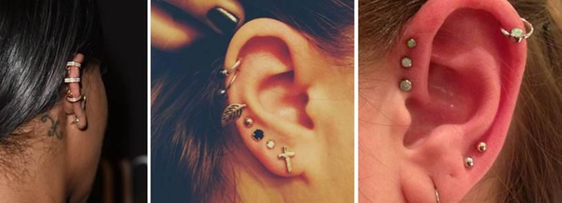 Piercings 1