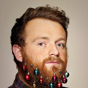 baard kerstballen