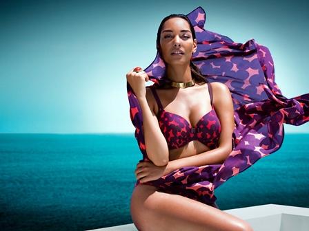 bikini voor grote borsten