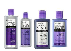 Win: haarproducten van Touch of Silver
