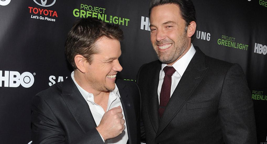 Matt Damon - Ben Affleck