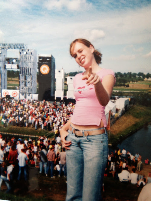Eerste keer naar een festival: ook lekker kort (2003)