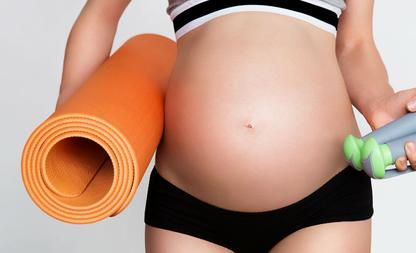 zwanger sporten