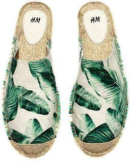 8 schoenen h&m