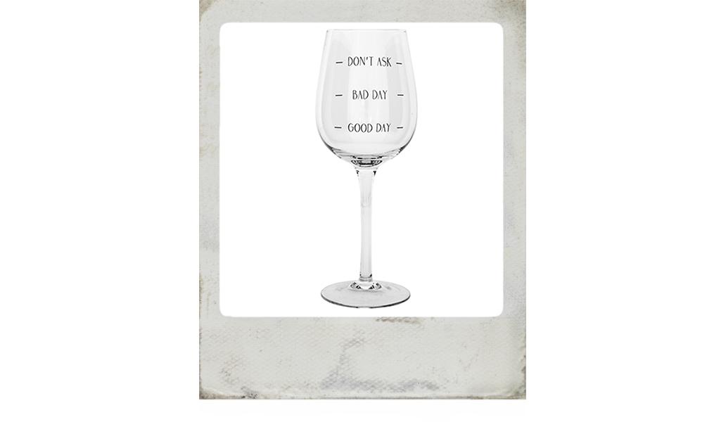 Wijnglas viva's vijf