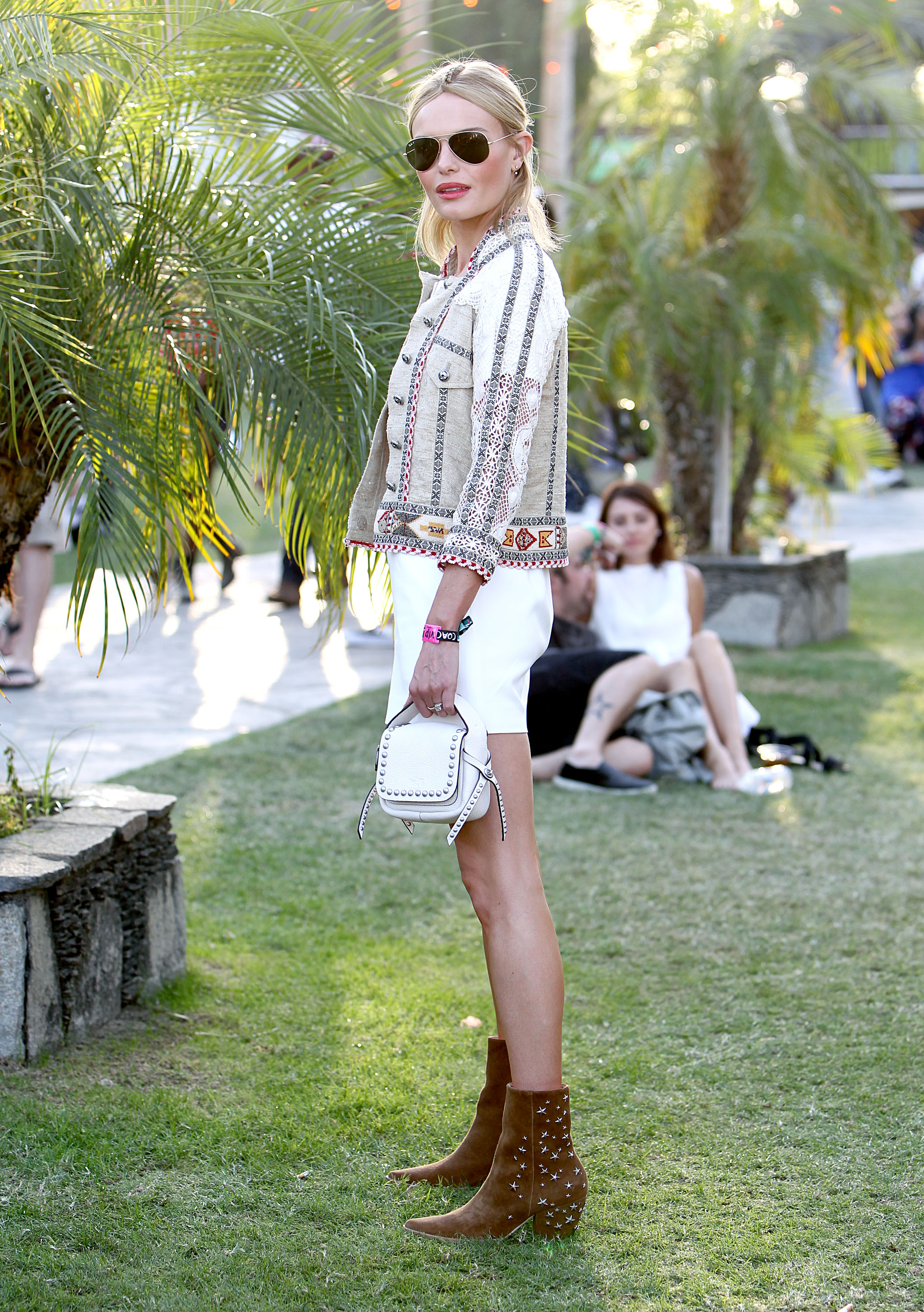 Street Style At The 2015 Coachella Valley Music And Arts Festival - Weekend 1