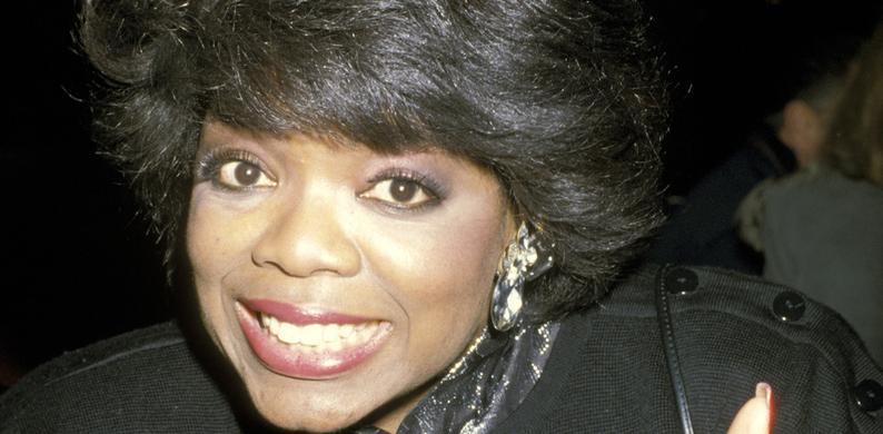 oprah winfrey 1986