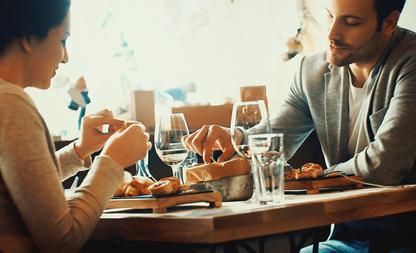 betalen restaurants
