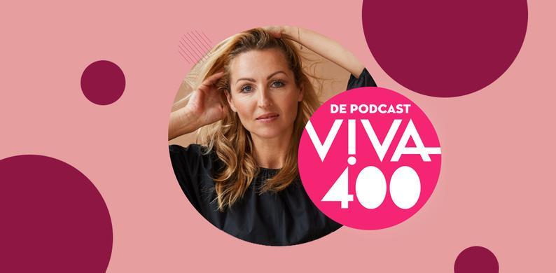 VIVA400 podcast Debby Gerritsen Nancy Poleon VIVA