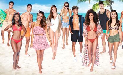 Love Island realityster