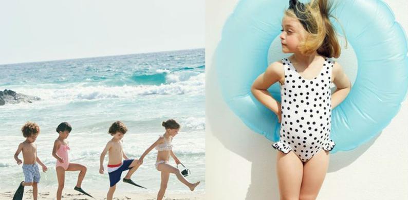 zwemmen met kinderen