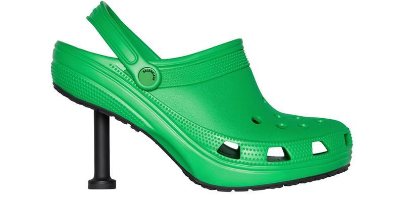 crocs stiletto