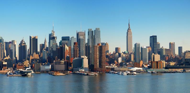 new york vliegtickets