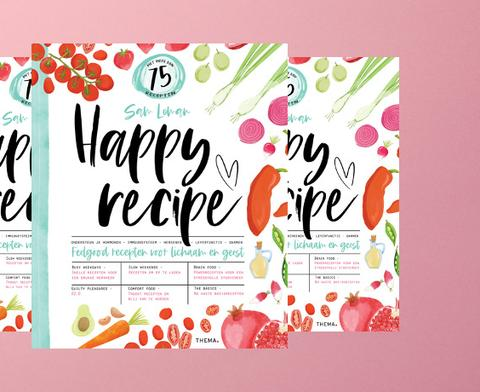 happy recipe win actie