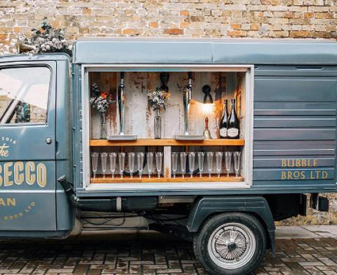 prosecco foodtruck