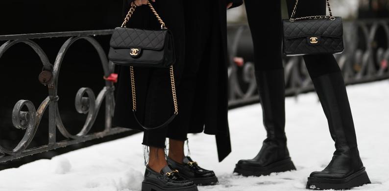 zwarte kleding vaal