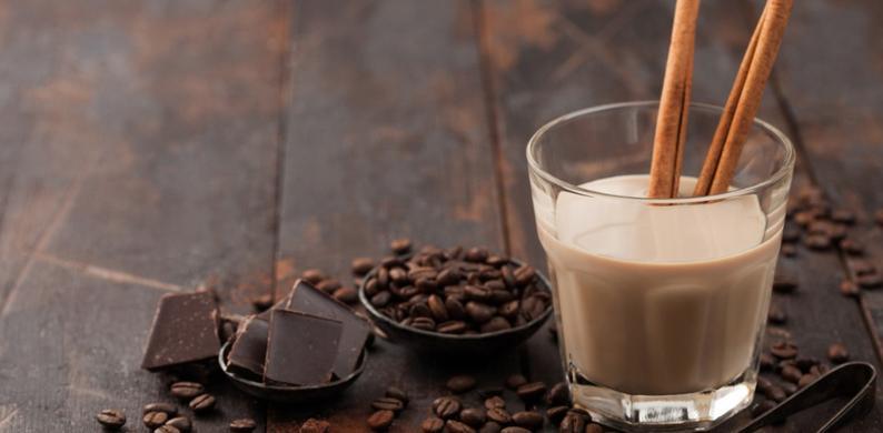 witte chocoladelikeur