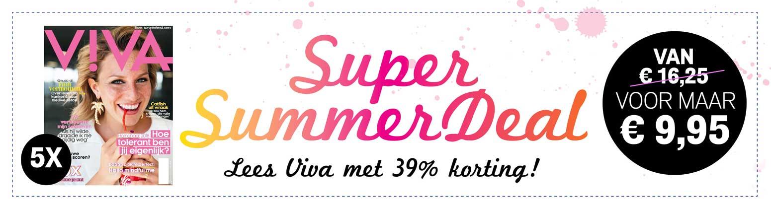 viva zomerdeal