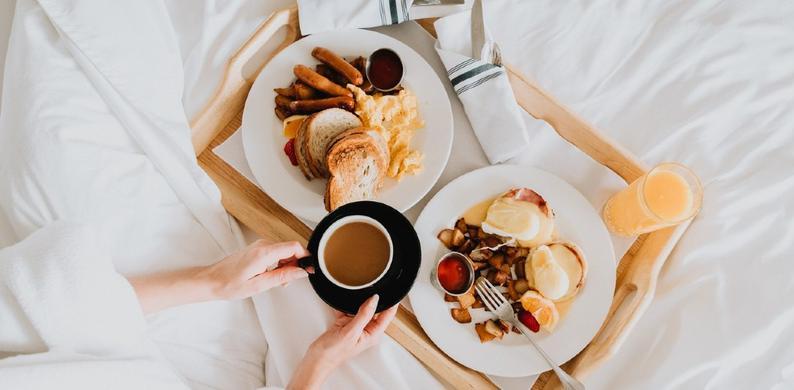 ontbijt bestellen