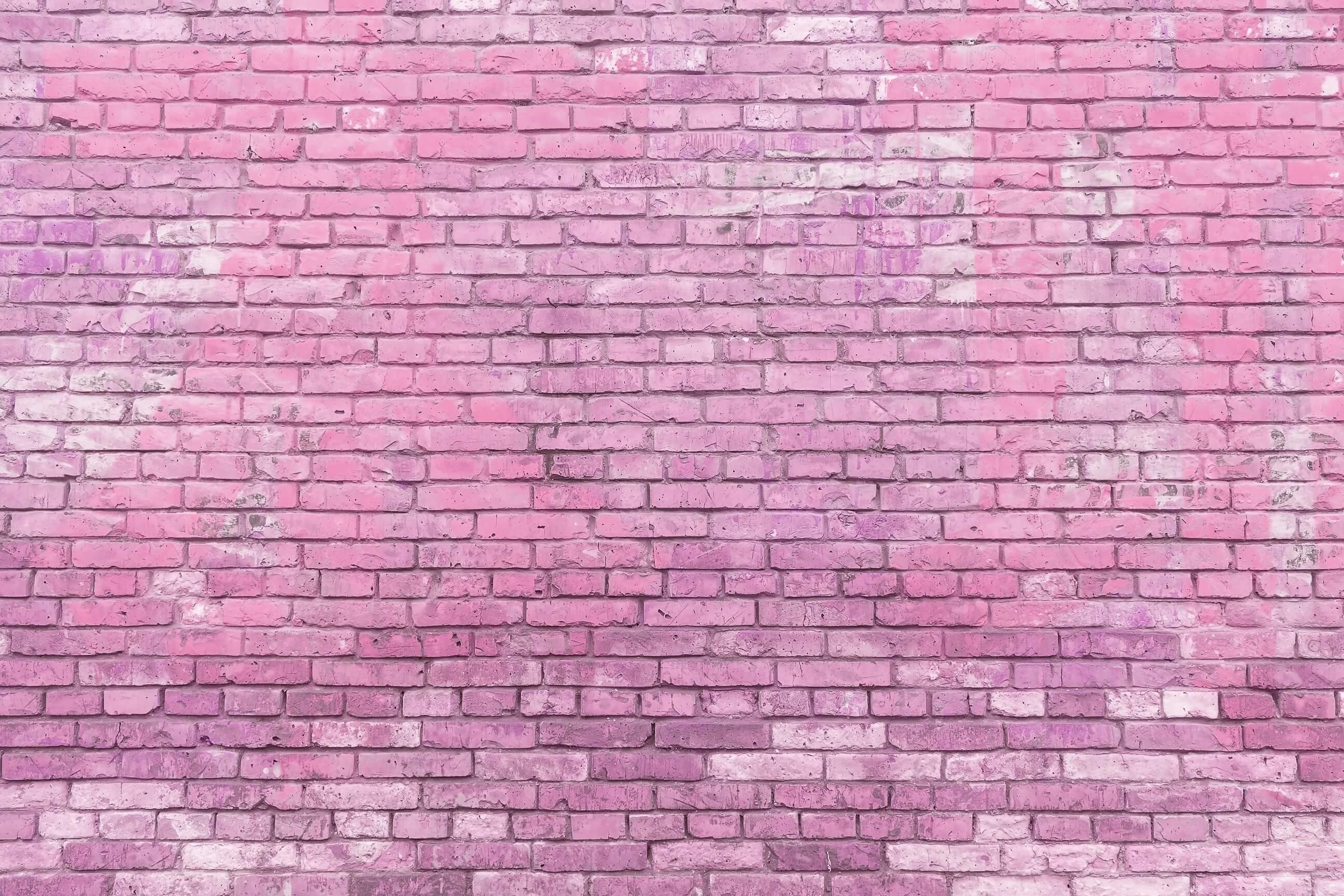 Geliefde In deze Nederlandse stad staat nu een roze muur zodat je de  &VC98