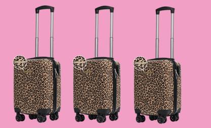 aldi panterprint koffer