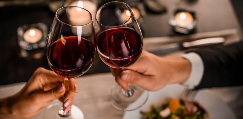 wijn over