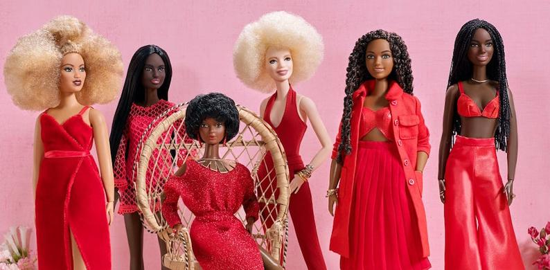 black history month barbie