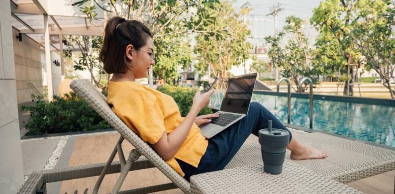 airbnb wonen in het buitenland
