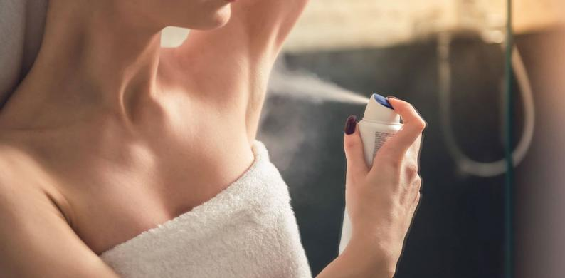 deodorant avond ochtend