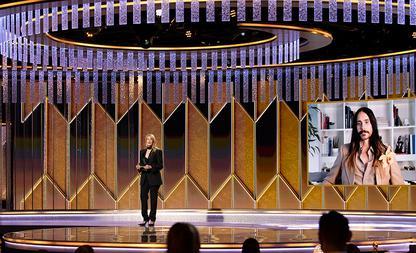 Golden Globes zonder gla