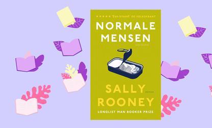 Boek normale mensen sally rooney