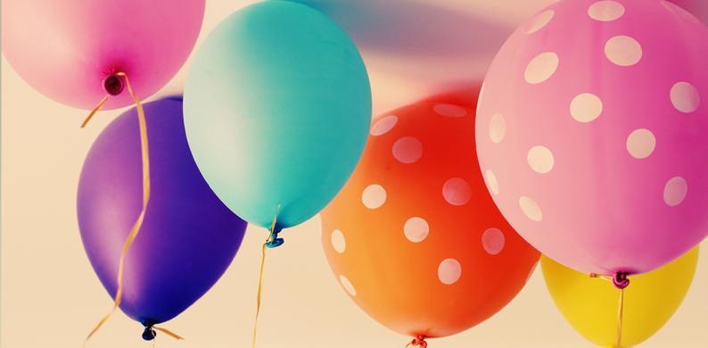creatief met balonnen