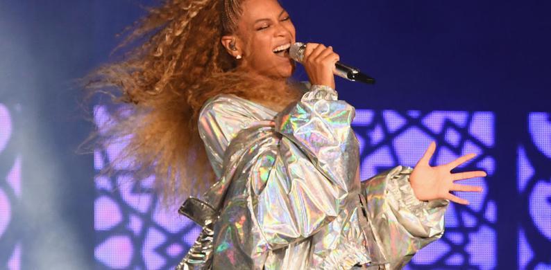 Beyonce spoedkeizersnee
