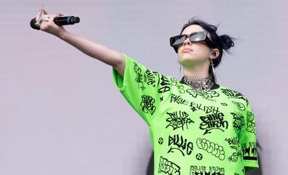 Billie Eilish kritiek