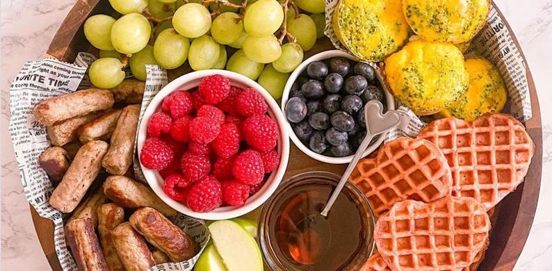 ontbijtplank