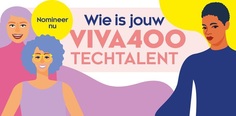 VIVA400 techtalenten