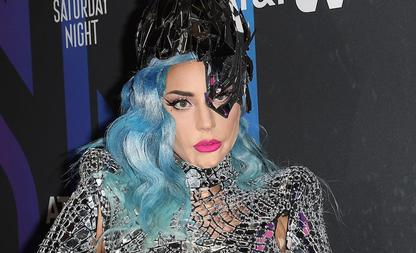 Lady Gaga bedankt minister