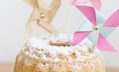 cake waaier