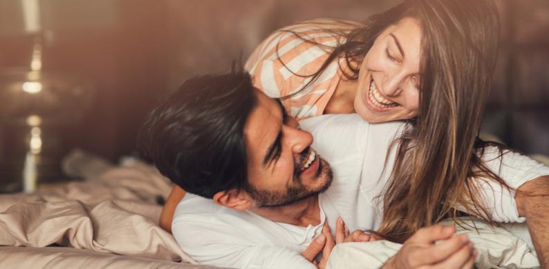 intiem zonder seks