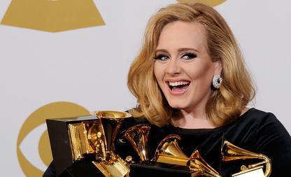 Adele 21 tien jaar