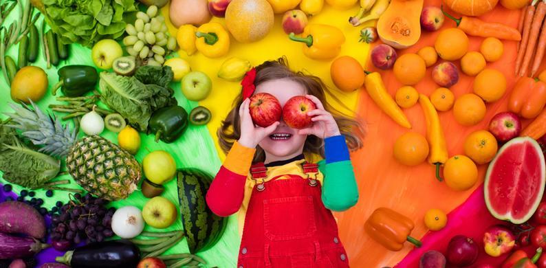 eten kinderen groente