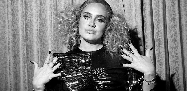 dieet van Adele