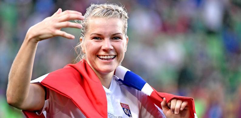 ada hegerberg vrouwenvoetbal