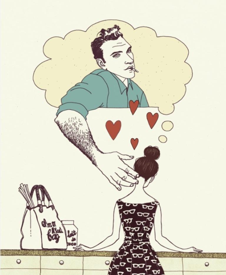 relatie maar verliefd op een ander