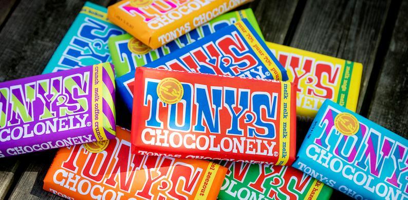 Nieuwe smaak Tony